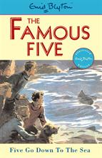 The Famous Five -Five Go Down to the Sea