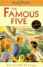 The Famous Five -Five Go Off To Camp