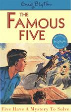 The Famous Five -Five Have A Mystery to Solve