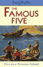 The Famous Five -Five On A Treasure Island